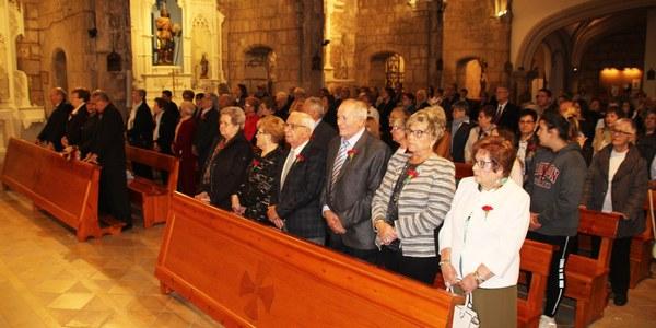 """Bellpuig celebra  la """"Festa d'Homenatge a la Gent gran"""""""