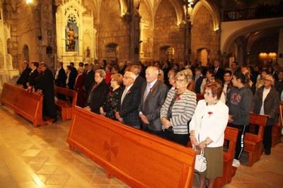 Festa Homenatge a la Gent Gran a Bellpuig 2019 Missa a l'esglèsia.jpg