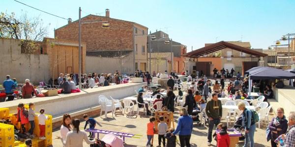 Bellpuig celebra  la Festa de Primavera