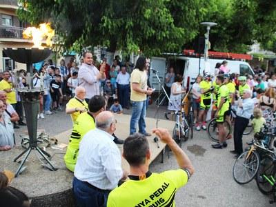 Bellpuig celebra  la Revetlla de Sant Joan