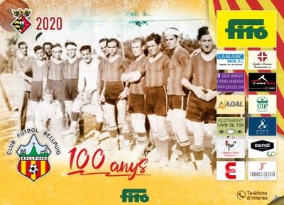 Mostra calendari Centenari Club de Futbol Bellpuig 1.jpg
