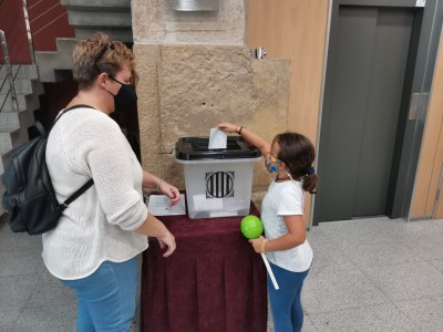 Bellpuig escull destinar els pressupostos participatius a la millora de parcs infantils
