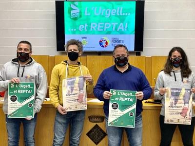 "Bellpuig participa a ""L'Urgell et repta!"""