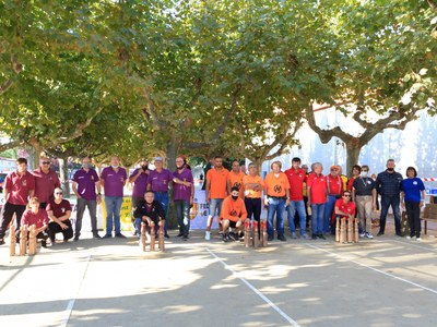Campionat Territorial de Clubs de Bitlles Catalanes