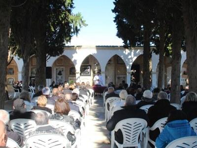 Celebració de la Castanyada i dia de Tot Sants a Bellpuig