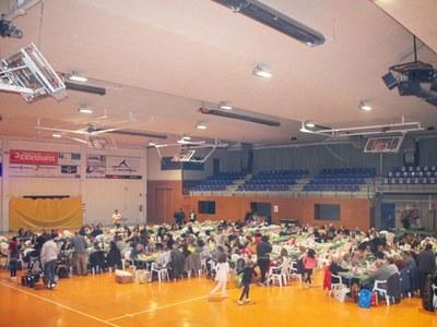 Celebració de la Castanyada i el dia de Tot Sants a Bellpuig