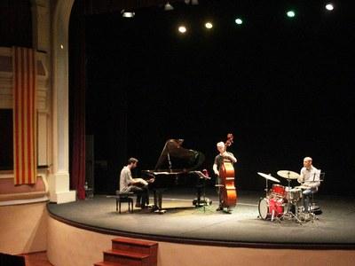 Comença el 6è Cicle de Concerts Bellpuig Ressona amb l'actuació de Toni Saigi Trio