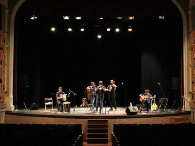 """Comença el 7è Cicle de concerts """"Bellpuig Ressona"""", amb l'actuació de """"La Ruta de les Estrelles"""""""