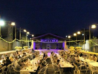 """Comencen les festes de barri de l'estiu a Bellpuig amb la """"Festa de barri de la plaça del Dipòsit"""""""