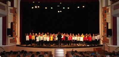 Concert de Nadal de l'Escola Municipal de Música de Bellpuig