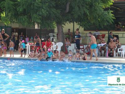 Concessió de la subvenció a l'ajuntament de Bellpuig per al finançament del servei de salvament i socorrisme de les piscines municipals durant la temporada d'estiu de l'anualitat 2019