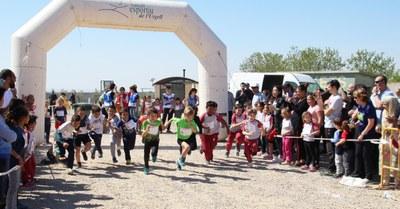 Cros escolar Vila de Bellpuig al Circuit de Catalunya de Motocròs