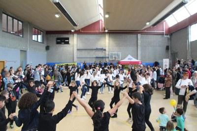 Sant Jordi Bellpuig 2019 Ballada de Sardanes Cobla 11 de setembre.jpg