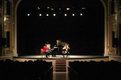 El Trio Halíř de Praga, actua en el  6è Cicle de concerts Bellpuig Ressona