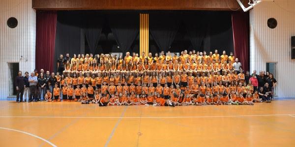 El Club Bàsquet Bellpuig presenta els equips de la Temporada 2018-2019, en una Festa de Celebració del seu 75è Aniversari