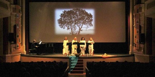"""El grup vocal Mezzos ofereix Cançons i sensacions en el 6è Cicle de concerts """"Bellpuig Ressona"""""""