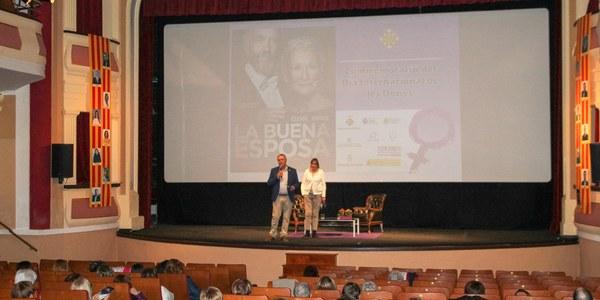 El teatre Armengol de Bellpuig  acull la Commemoració del Dia Internacional de les dones  a l'Urgell