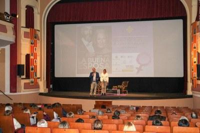 Bellpuig Commemoració del Dia Internacional de les dones a l'Urgell 1.jpg