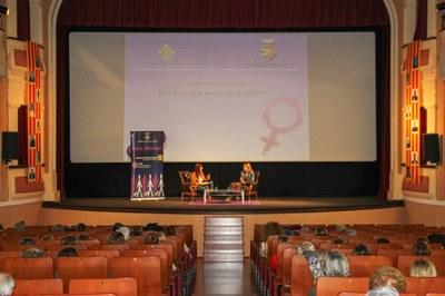 Bellpuig Commemoració del Dia Internacional de les dones a l'Urgell 2.jpg