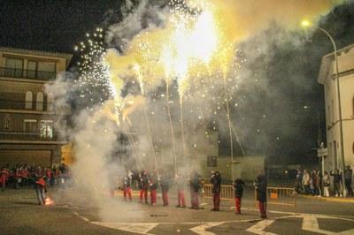 Festa 10 anys Espurnetes Foc Foll de Bellpuig Correfoc 1.jpg