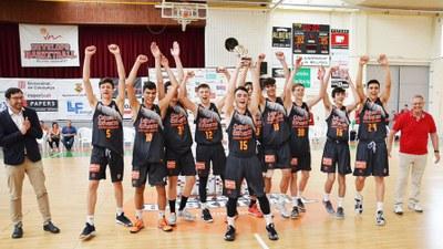 """Èxit de la 2a edició del torneig internacional  """"VM Develops Basketball Bellpuig"""""""