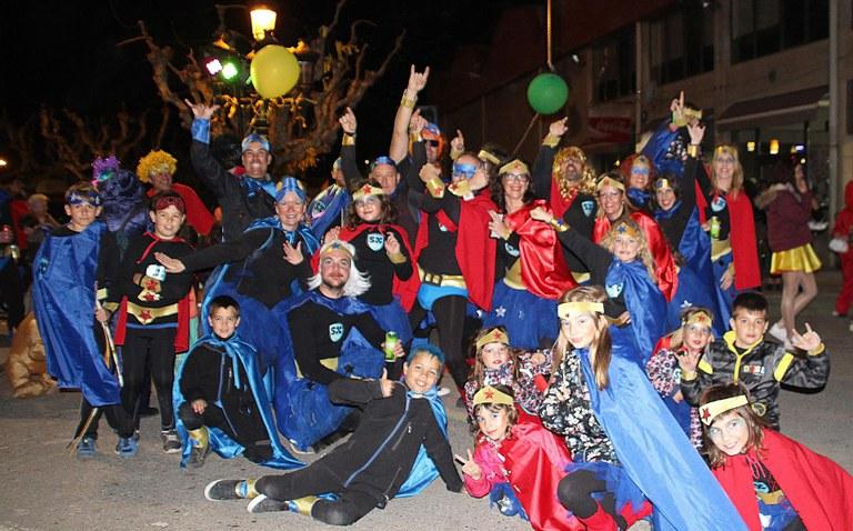 Festa de Carnestoltes Bellpuig 2019 Rua Comparses i Carrosses 2.jpg