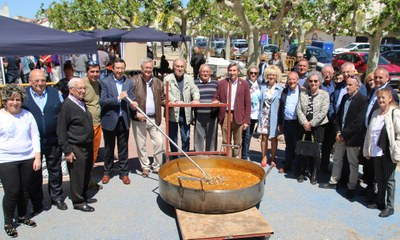 Festa de les Cassoles a Bellpuig