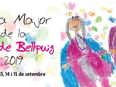 Festa Major 2019 Vila de Bellpuig