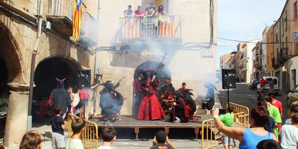 Festa Major de Bellpuig Actes de Divendres