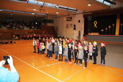 Marató d'activitats a Bellpuig amb motiu de LA MARATÓ DE TV3 2019 Escola Valeri Serra.jpg