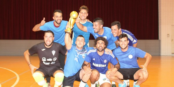 Finalitza el 9è Torneig de Futbol Sala d'estiu Vila de Bellpuig