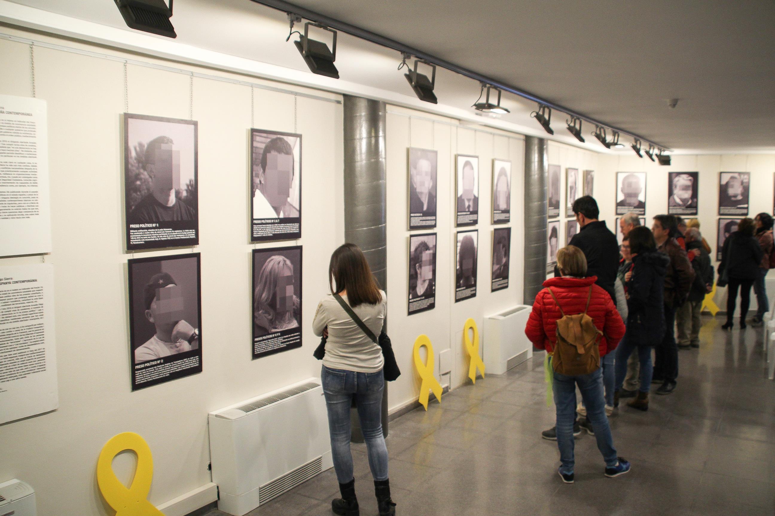 Inauguració Exposició Presos Polítics a l'Espanya contemporània a Bellpuig 2.jpg