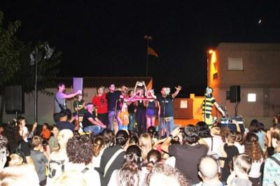 La Companyia Tombs Creatius de Bellpuig celebra a casa el 20è Aniversari amb la Festa Recreat
