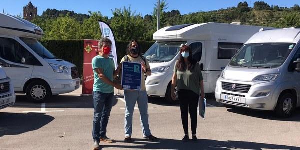 L'Ajuntament de Bellpuig habilitarà un espai al Parc del Convent per a l'estacionament d'autocaravanes i caravanes