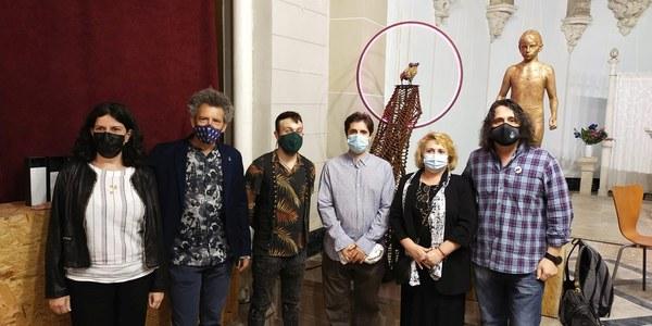 Lliurament del Premi de Belles Arts Sant Jordi
