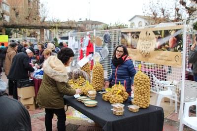 Mercat nadalenc de Sant Nicolau a Bellpuig 2019 2.jpg