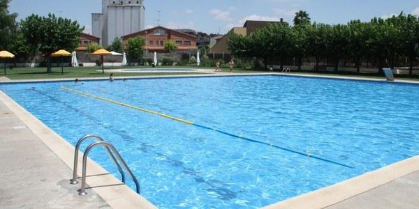 Mesures de funcionament de les piscines municipals de Bellpuig