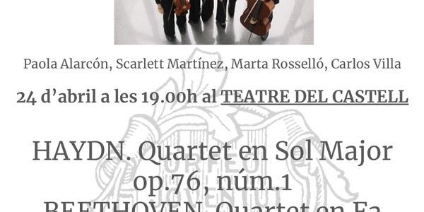 Nou Cicle de Concerts de l'Orfeó Joventut