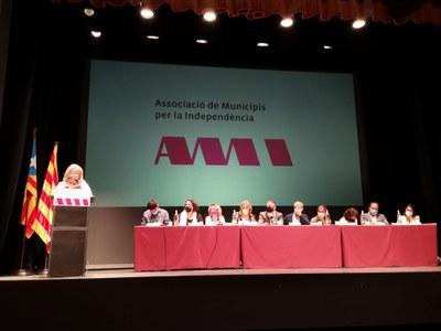 Participació de Bellpuig a l'assemblea de l'AMI