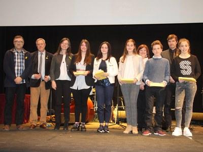 Entrega de premis Valeri Serra