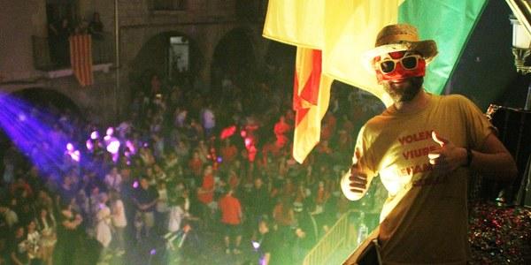 Pregó Festa Major de Bellpuig a càrrec del Sr. Postu de Postureig Lleida