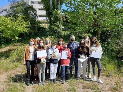 Premis Sant Jordi de prosa i pintura pels alumnes dels tres centres educatius