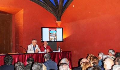 Presentació Llibre Sant Bartomeu de l'horta Jaume Torres i Gros 1.jpg