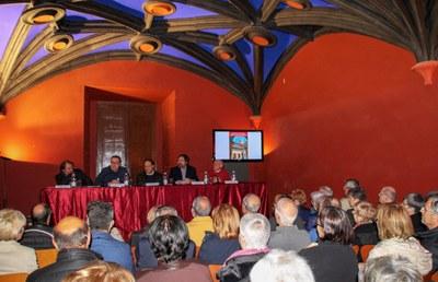 Presentació Llibre Sant Bartomeu de l'horta Jaume Torres i Gros 2.jpg