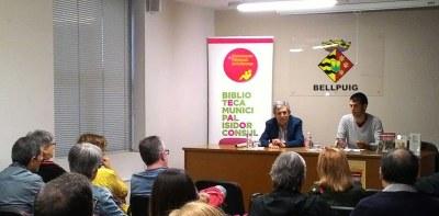 Presentació del Llibre Misa Funeral de Jaume Barrull a Bellpuig