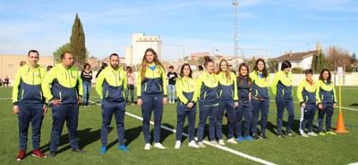 Equip Femení Club Futbol Bellpuig T. 2018-2019.jpg