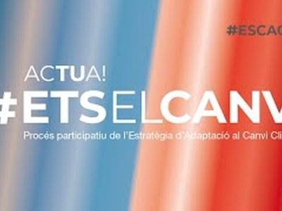 Procès participatiu de l'Estrategia Catalana d'Adaptació al Canvi Climàtic 2021-2030