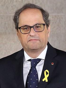 REBUIG A LA INHABILITACIÓ DEL PRESIDENT DE LA GENERALITAT DE CATALUNYA