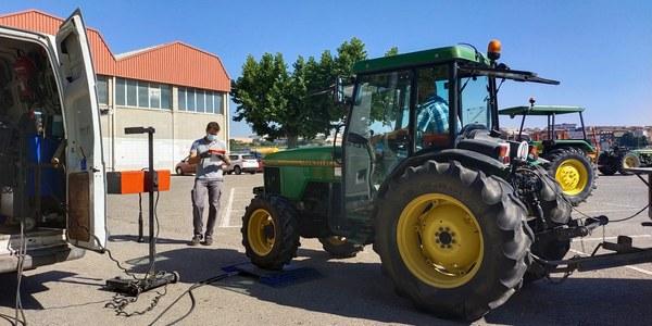 Revisions ITV a la maquinària agrícola
