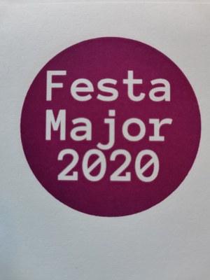 SALUTACIÓ FESTA MAJOR 2020